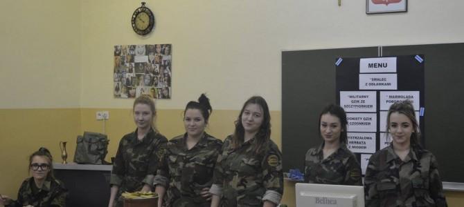 Dzień klas mundurowych w ZSP2