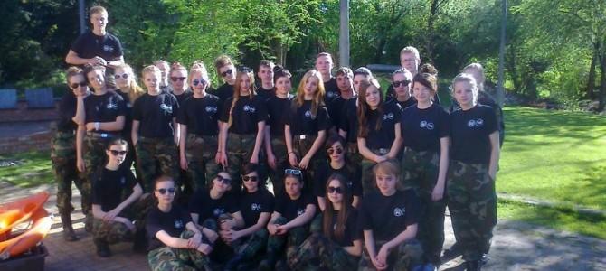 Obóz szkoleniowy 2015 w Kiekrzu