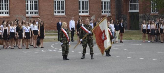Uroczystość rozpoczęcia roku szkolnego 2015/2016