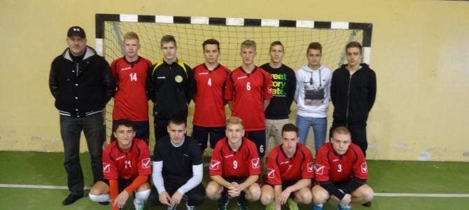 Halowe Mistrzostwa Powiatu Wągrowieckiego w Piłkę Nożną chłopców
