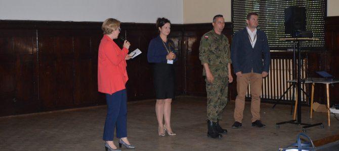 12. Wielkopolska Brygada Obrony Terytorialnej gościem ZS nr 2 w Wągrowcu