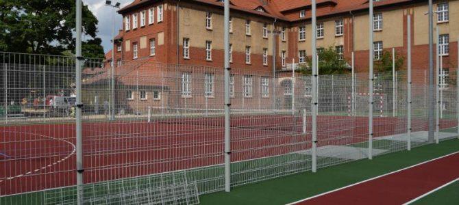 Regulamin korzystania z ogólnodostępnego wielofunkcyjnego boiska sportowego