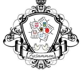 """Uczestnicy międzynarodowego projektu """"Zusammen"""" przeprowadzili konkurs na logo projektu"""