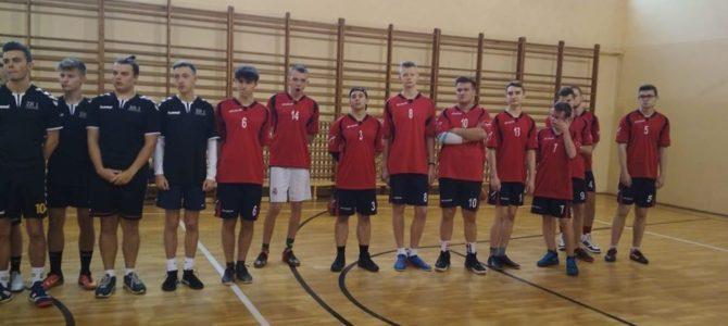 Mistrzostwa Powiatu Wągrowieckiego w Piłkę Koszykową Chłopców