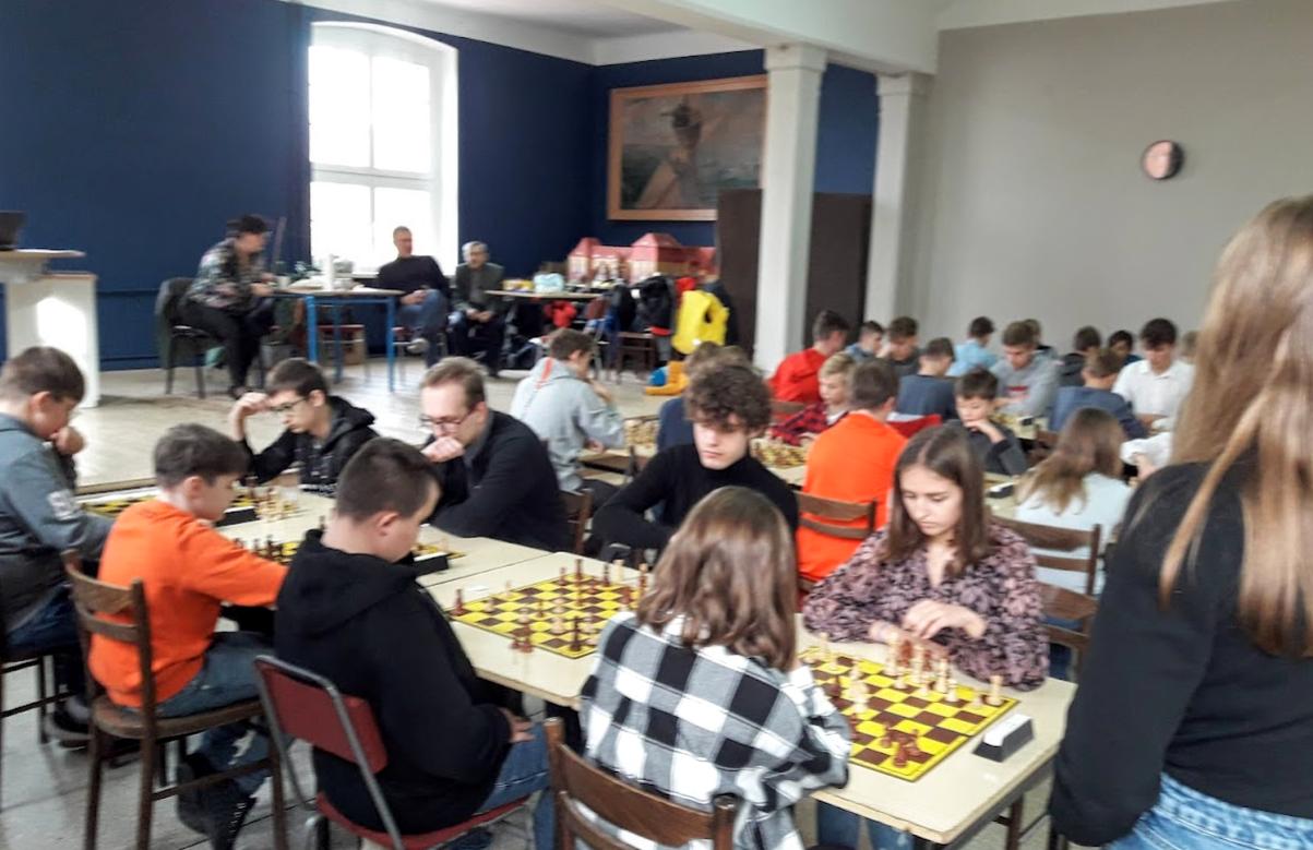 Srebro dla szachistów